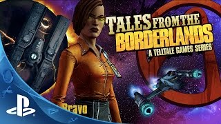 Tales from the Borderlands Episode 4 - Escape Plan Bravo Trailer | PS4, PS3