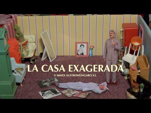 LA CASA EXAGERADA de Hidrogenesse. Música: «La carta exagerada (Chico Blanco Remix)»