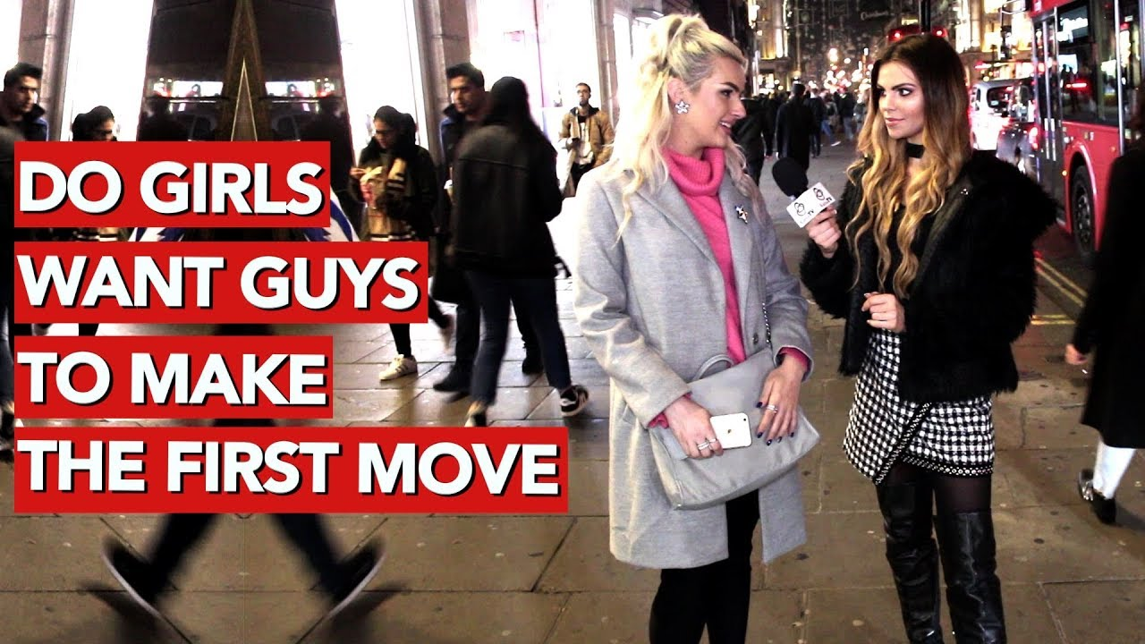 girls who make the first move