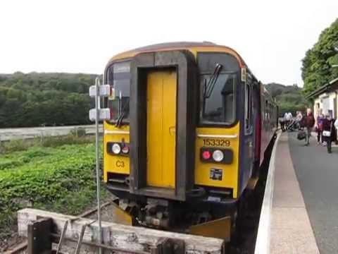 Looe Valley Line - Liskeard to Looe - Cornwall