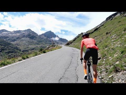 The Most Beautiful Climb In Europe?! | PASSO GAVIA