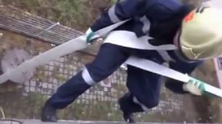 видео Пожарные рукава