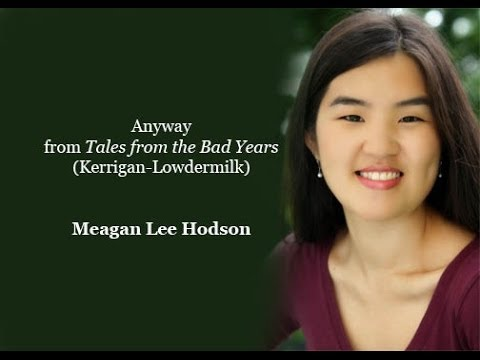 Meagan Lee Hodson -  ANYWAY (Kerrigan-Lowdermilk) #New2YouTube