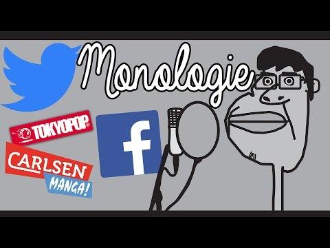 Monologie - Social Media + Deutsche Verläge