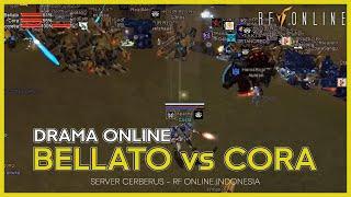 DUEL WAR CORA VS BELLATO - RF Online Indonesia