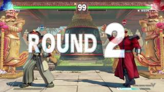 Street Fighter 5: Thailand Temple Hideout Stage