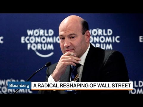 Gary Cohn Said to Favor Bringing Back Glass-Steagall Act