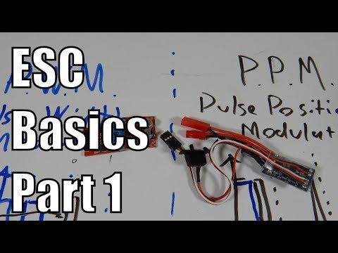 ESC Basics: Part 1 - PPM vs PWM