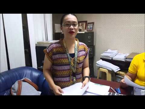 Brgy. Pasong Tamo Interview (PUBLIC FINANCE) 3FM-6