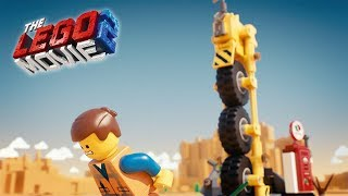 Emmet's Thricycle! - THE LEGO MOVIE 2 - 70823 Product Animation thumbnail