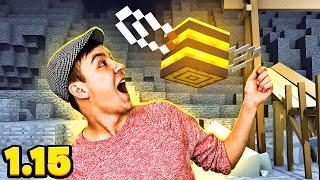 DER BIENEN KRISTALL! - Minecraft 1.15 #16 [Deutsch/HD]