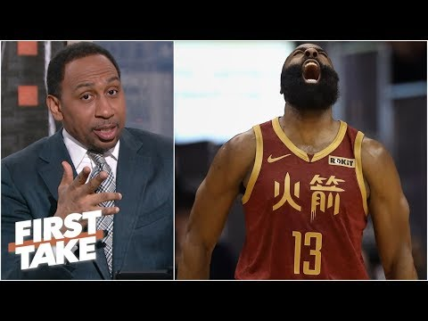 Mike D'Antoni's system is great for regular season, not playoffs - Stephen A. | First Take