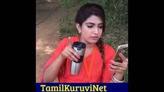 Pagal Nilavu Shooting Spot Vignesh And Syed Anwar New Videos