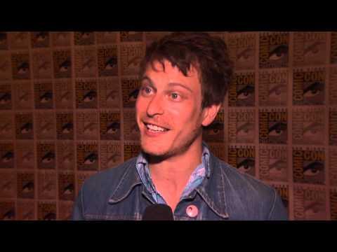 Noah Segan 'Looper' Interview - Comic Con 2012