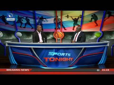 FIFA Fines Nigeria For Fielding Ineligible Player | Sports Tonight |