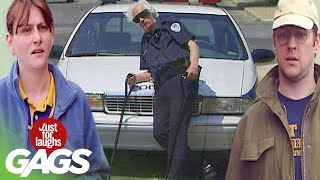 Best of Old People Pranks Vol. 5 | Just For Laughs Compilation