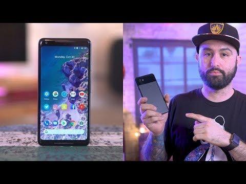 Download Youtube: Did Google Fix The Pixel 2 XL Display?