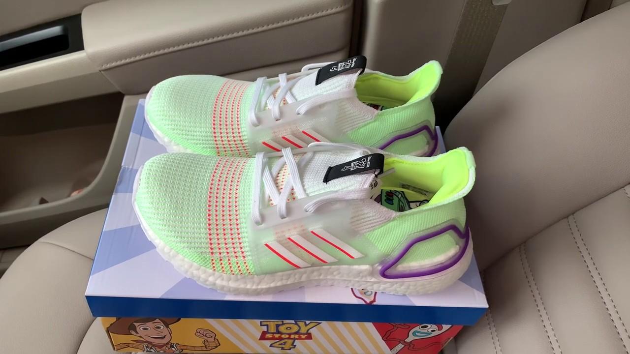 toy story 4 x adidas ultra boost 19 buzz lightyear cheap online