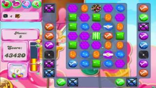 Candy Crush Saga Level 1611 Hard Level ⭐⭐⭐