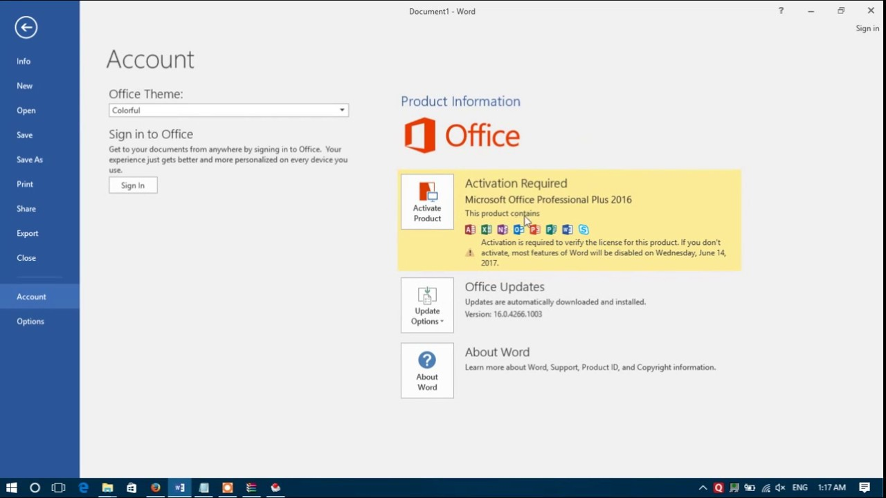 Activate office 2016 product key - Free Product Key For Office 2016 How To Activate Office 2016 Free