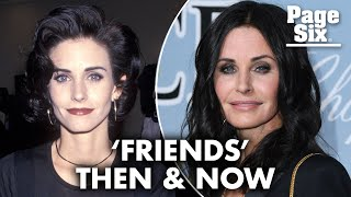 The one with the cast of 'Friends', then and now | Page Six Celebrity News