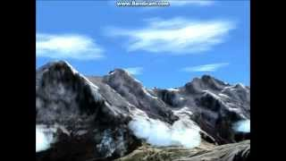 Geographical flight over Switzerland Part 2 (FS2004)