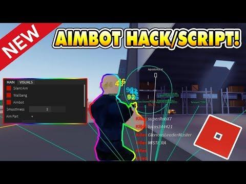 NEW AIMBOT + ESP SCRIPT! (SHOOT THROUGH WALLS!) STRUCID ROBLOX