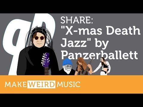 "Share: Panzerballett's ""X-mas Death Jazz"" (feat. Majura, Eklundh, Keneally, and Zehrfeld)"