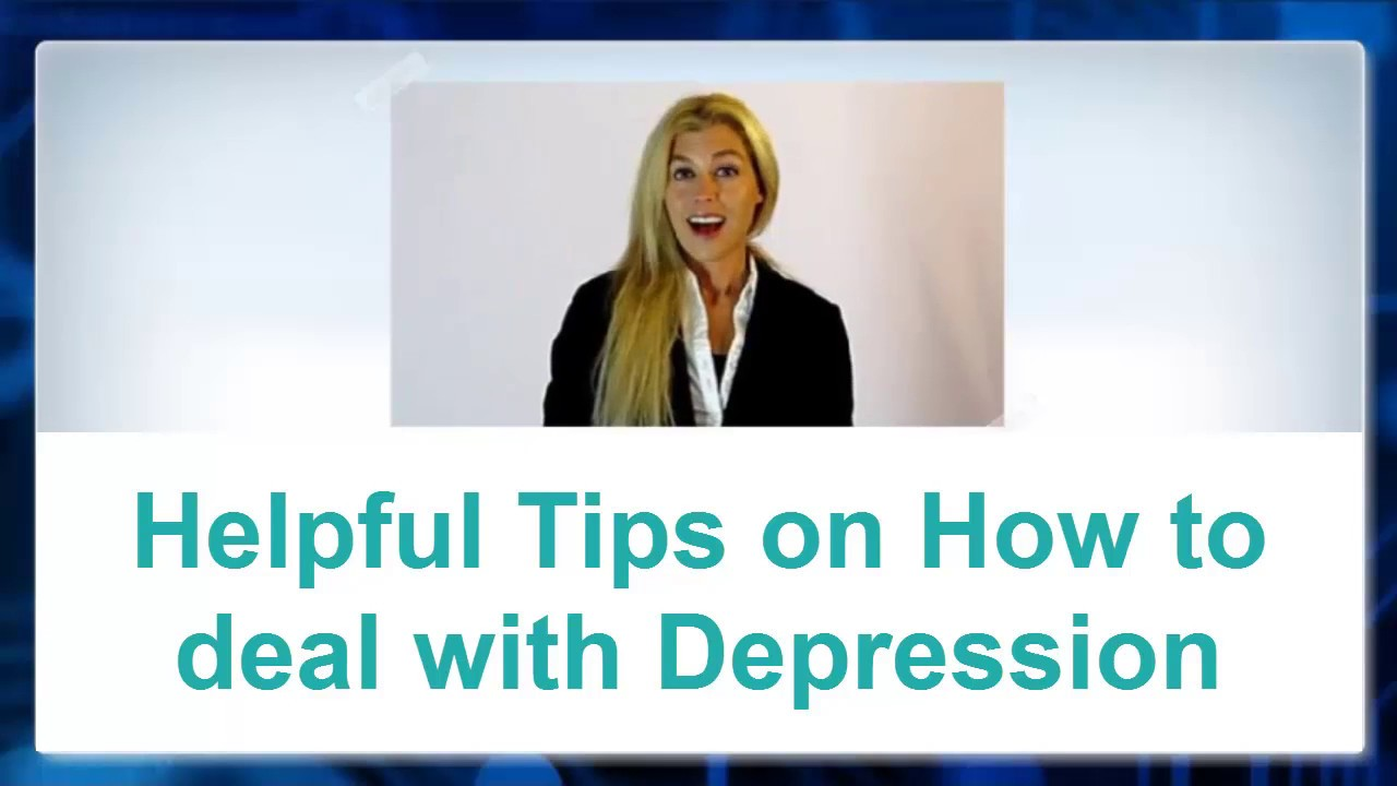 how to stop your anxiety and depression