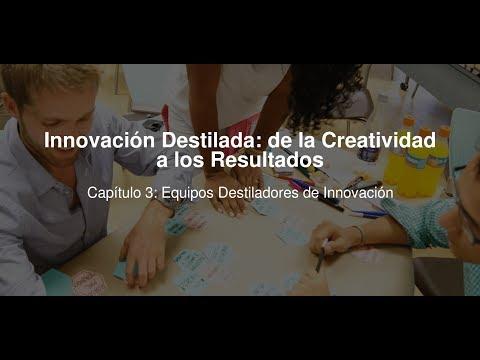 Equipos Destiladores de Innovación: Capítulo #3 Curso Online Innovación Destilada