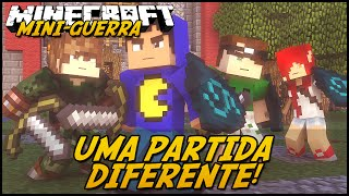 Minecraft: MINI-GUERRA - PARTIDA DIFERENTE?! (Battle Gear Mod)