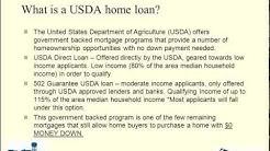 Florida USDA Rural Home Loan Mortgage -100% No Money Down