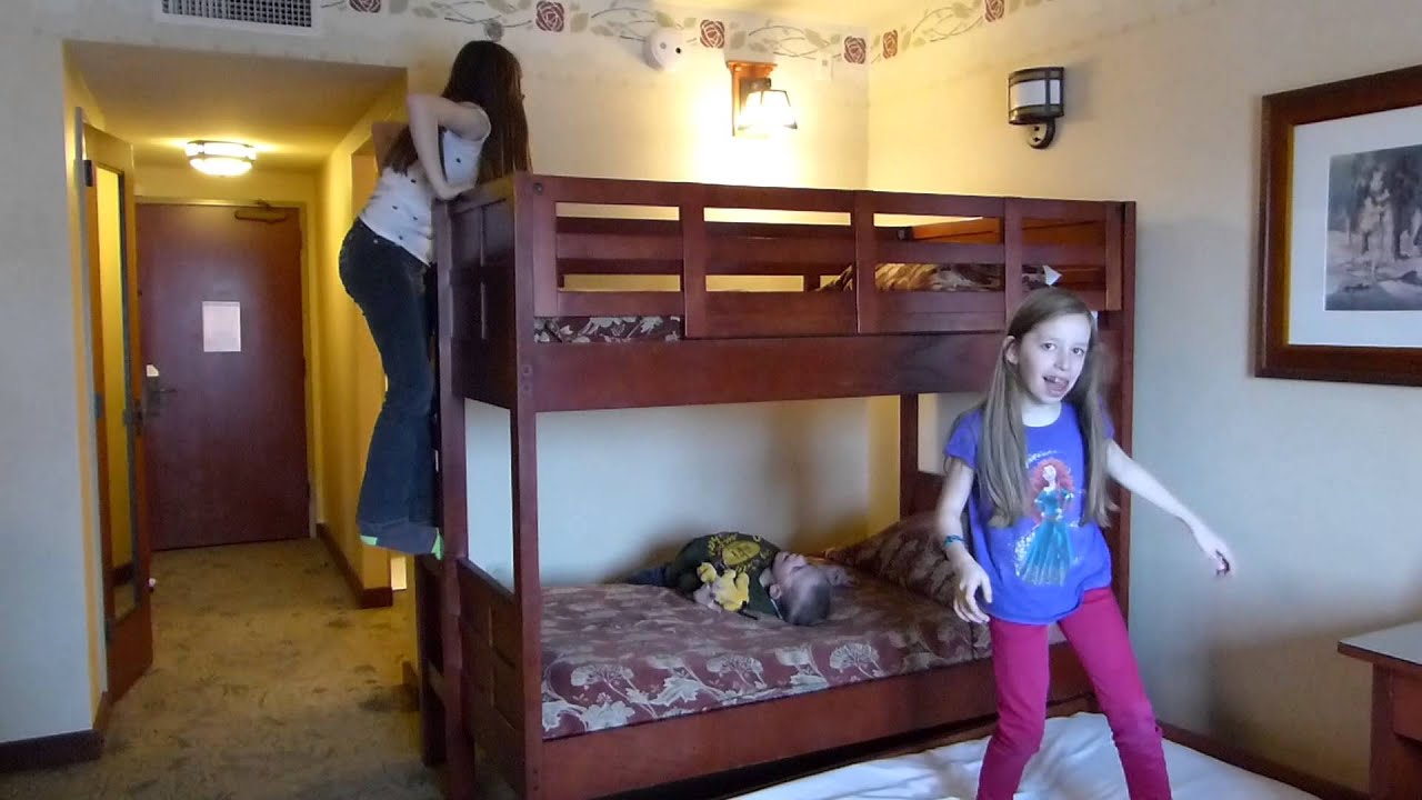 Disneyland Grand Hotel Rooms