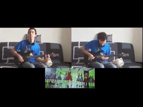 Nogizaka46 - Natsu no Free & Easy (Guitar cover)