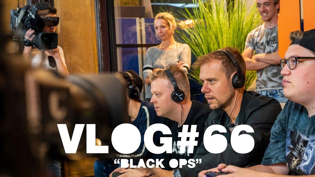 Armin VLOG #66 – Black Ops – Armin van Buuren