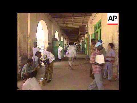 Sudan - Runup To Elections