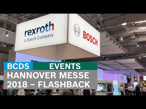 Hannover Messe 2018 - Flashback
