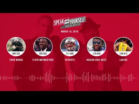 SPEAK FOR YOURSELF Audio Podcast (3.15.18) with Colin Cowherd, Jason Whitlock | SPEAK FOR YOURSELF