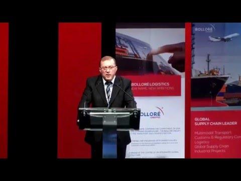 SITL Europe 2016- 1ère Conférence Logistique Afrique