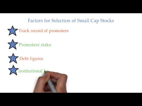 Small Cap Stocks - 100 -1000% return in 1 year