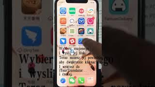Jak tłumaczyć rozmowy wideo lub rozmowy głosowe WhatsApp? screenshot 5