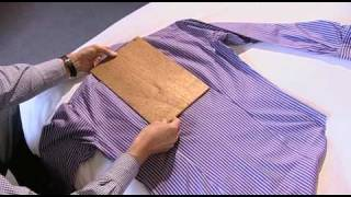 T.m.lewin | How To Fold A Shirt