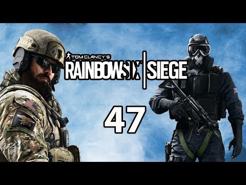 Northernlion and Friends Play: Rainbow Six: Siege! [Episode 47: Blackbeard and Mute]