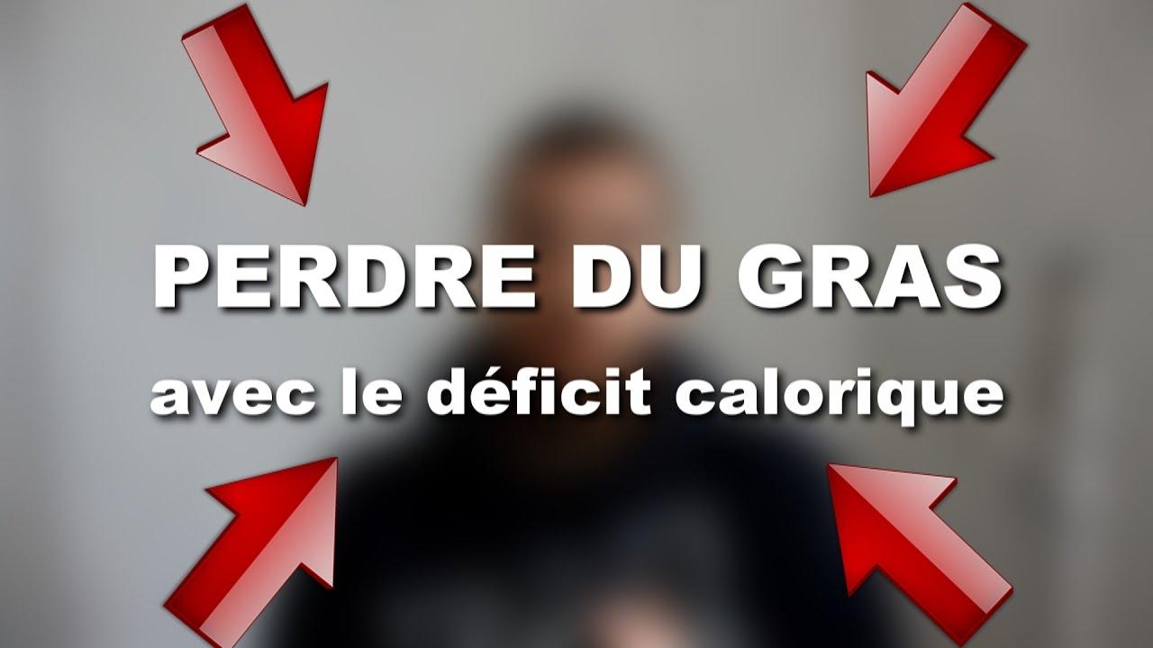 pouvez vous perdre de la graisse sans déficit calorique