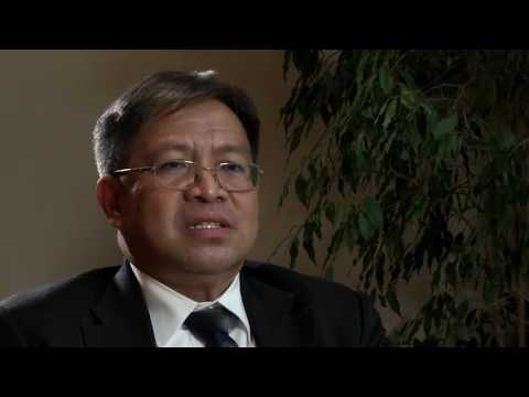 Marcial Amaro on forestry in the Asia Pacific region