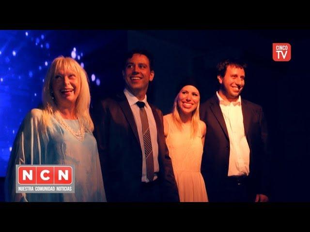 CINCO TV - Se inauguró en Tigre, María Luján Terrazas