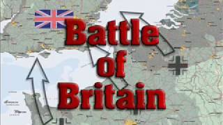 Battle of Britain Salute from WarBirds Online Game from Totalsims.com