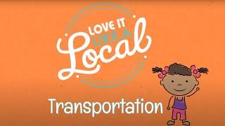 Lileina Joy: LOVE IT LIKE A LOCAL (Transportation)