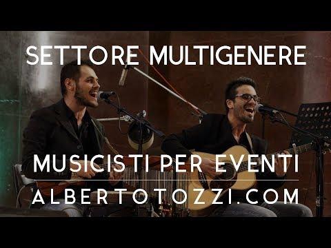 Musica Matrimonio Roma - Duo chitarristi-cantanti Pop-Soul - 026
