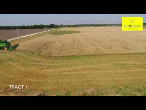 SOLD!! (2) 80+- Acre Tracts Sedgwick County Kansas Land For Sale By Auction: SOLD